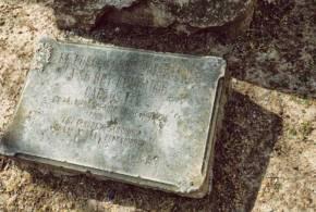 Inscripcion sobre fundación de Guarromán