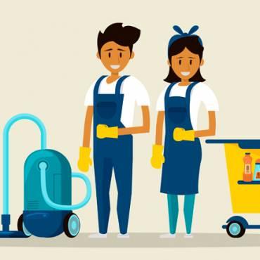 Bolsa de empleo para la contratación de personal de limpieza de edificios municipales mediante oposición libre.